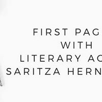 First Pages with Literary Agent Saritza Hernandez