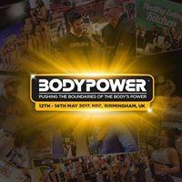 BodyPower Expo 2017