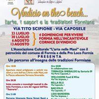Vindicio on the beach..lartei sapori e le tradizioni Formiane