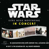 STAR WARS in Concert  Mercedes-Benz Arena Berlin