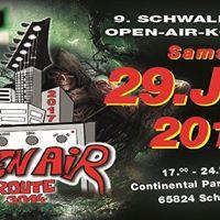 9. Schwalbacher Open-Air- Konzert