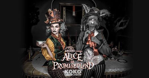 Arkoss Presents Alice in Promised Land