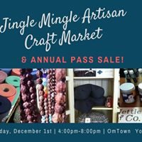 Jingle Mingle Artisan Christmas Market