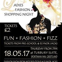 Sunnybank pre-school Ladies Fashion show and shopping night