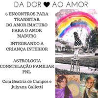 Da dor ao amor - Astrologia e Constelao Sistmica