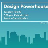 IxDAb 57 - The Design Powerhouse