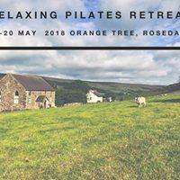 Relaxing Pilates Retreat