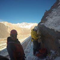 Curso de escalada en hielo - Mendoza