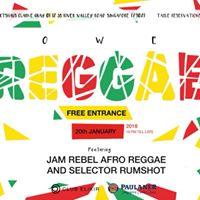 Jammin in Power Reggae