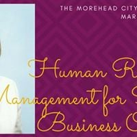 Human Resource Management for Small Business Owners
