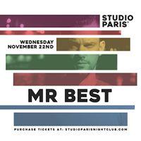 Mr Best - 11.22.17