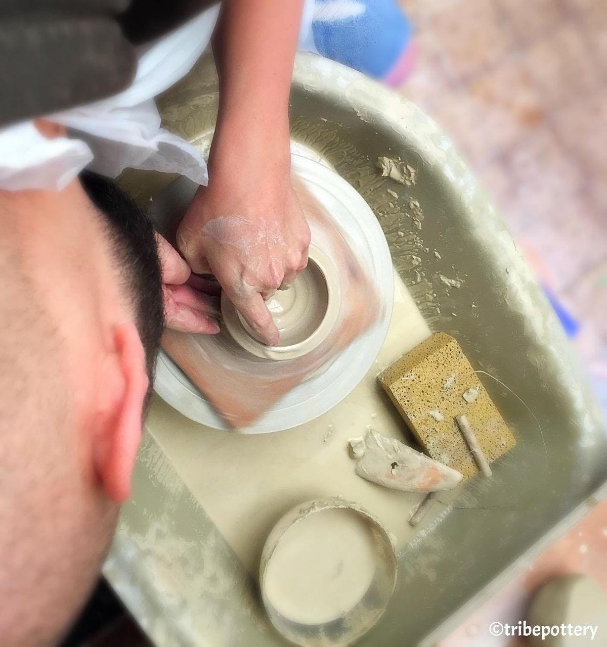 Pottery Wheel Taster  Tribe Pottery
