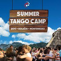 Mountain Summer TANGO CAMP - Kolain Montenegro 25 07 - 13 08
