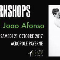 Workshops Joao Afonso