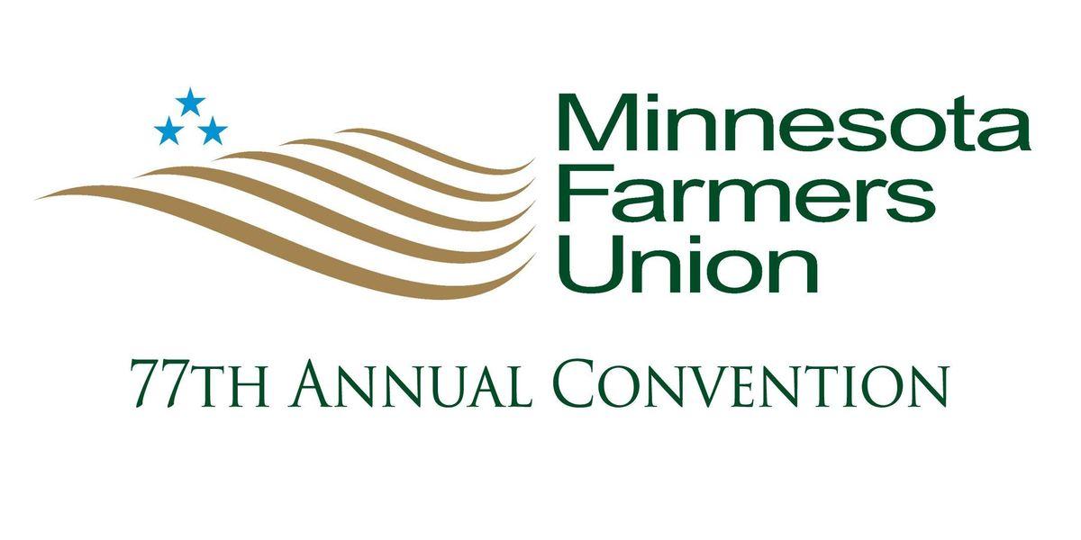 77th Annual Minnesota Farmers Union Convention at Delta