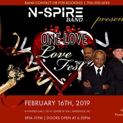 one love events in Statesville, Today and Upcoming one love