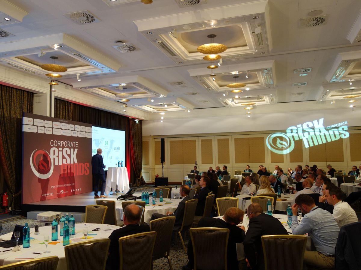 Corporate Risk Minds 2019