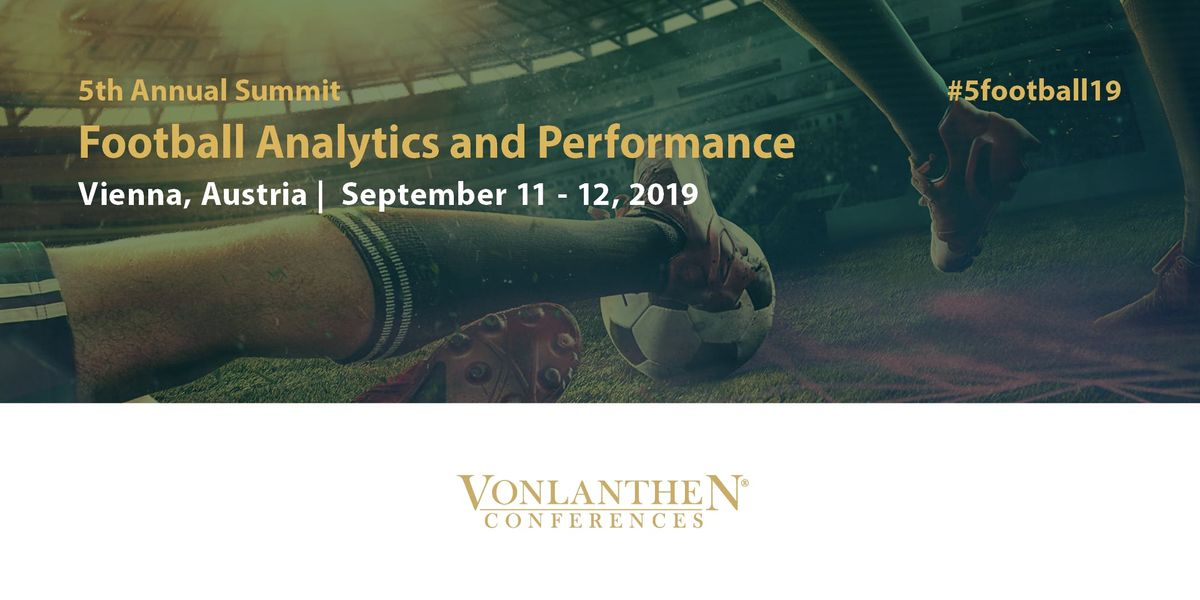 5th Annual Football Analytics and Performance Summit