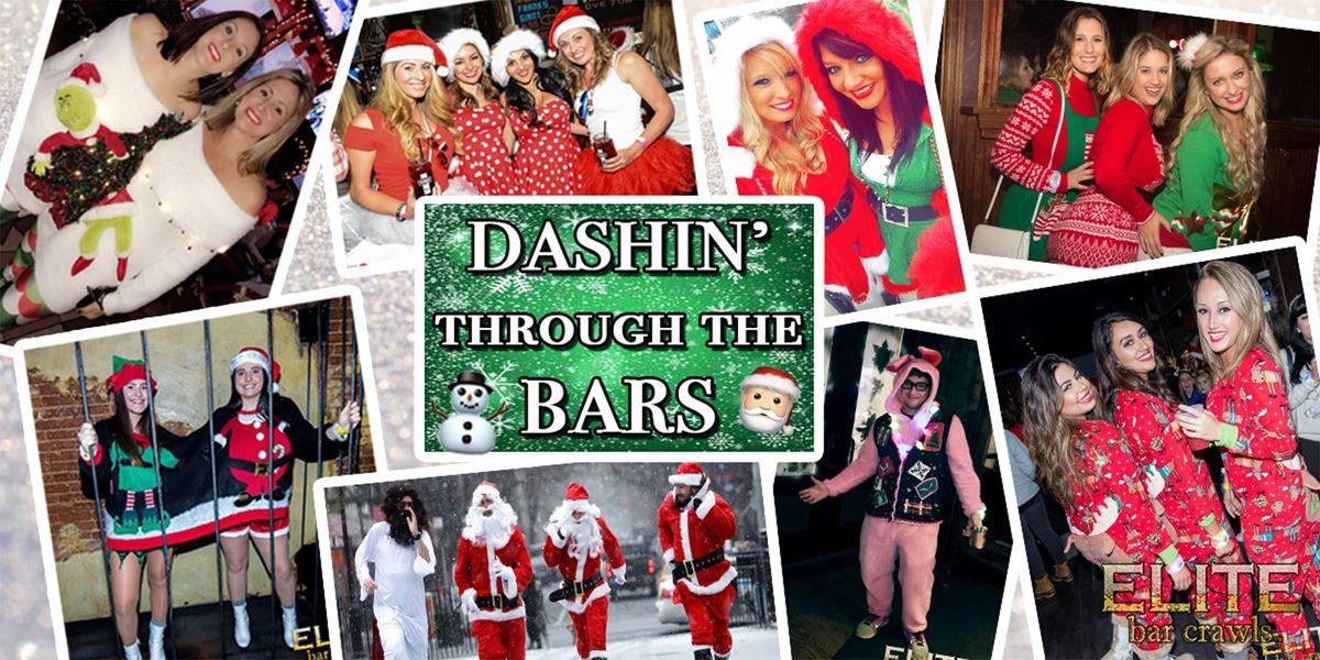 Dashin Through The Bars Crawl  Cincy OH