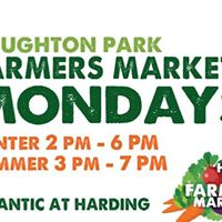 New Farmers Market at Houghton Park