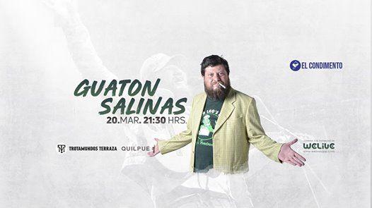 Guaton Salinas En Trotamundos Terraza Quilpue