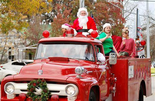 City Of Cibolo 3rd Annual Holiday Parade Cibolo