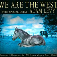 The Underground Series - We Are The West with Adam Levy