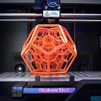 Make &amp Bake 3D Printing