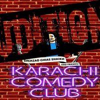 Karachi Comedy Club Auditions
