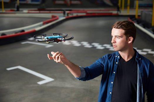 RAM Digital Media Lab Drone