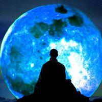 Full Moon Yoga Outdoors - Strawberry Sagittarius Moon