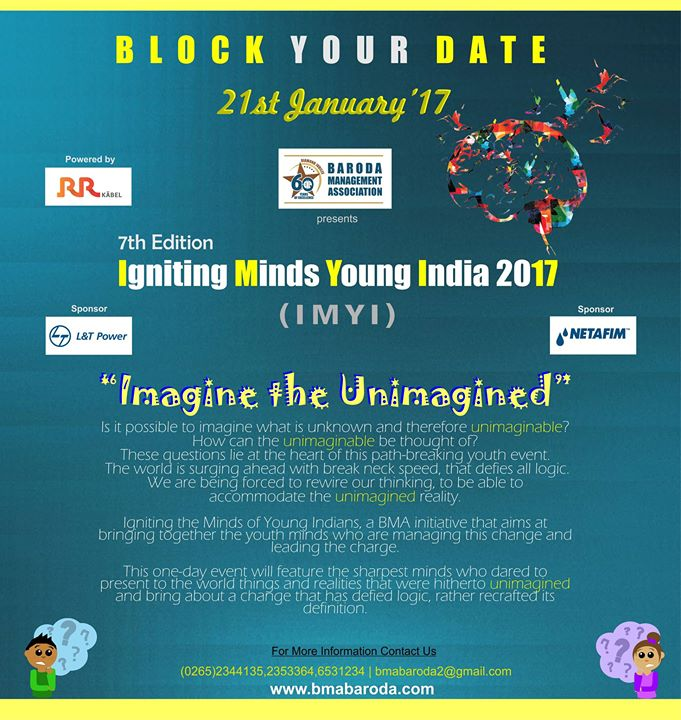 igniting young minds Our country needs innovative minds who can work for the betterment of its peoplewe have to start from base level and work on students and make them creativethis is.