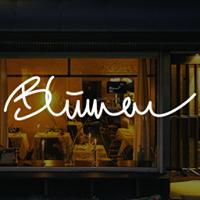 Blumen - Restaurant in der Bar