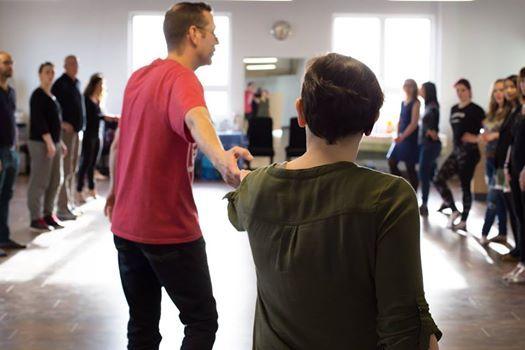 Hustle Dance Beginner Workshop
