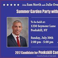 Summer Garden Party with Colin Smith
