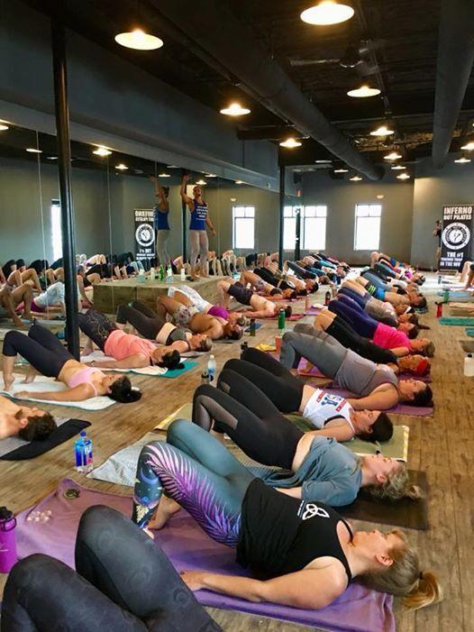 Hot yoga mcallen
