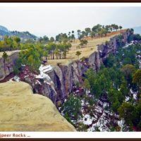 1 Day Trip to Panjpeer Rocks