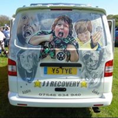 Stowford Farm Meadows VW Campervan Rally.