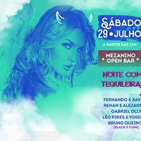 Baile da Santinha  Welcome Drink &quotJos Cuervo  Sbado 29.07