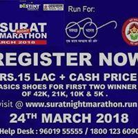 Surat Night Marathon