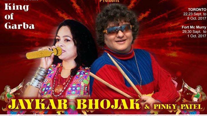 Jaikar Bhojak Live Garba in Toronto 2017