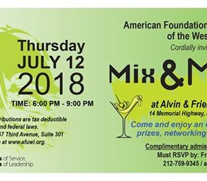 AFUWI Mix &amp Mingle