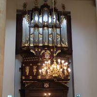 Orgelconcert door Anton Doornhein