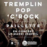 Tremplin PopCRock - Live Session 2