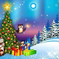 Alexander Marks Halfway to Christmas Bash