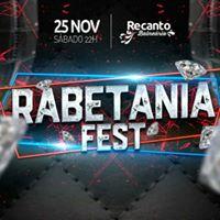 Esquenta Rabetania Fest