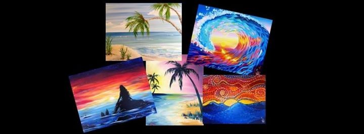 Paint A Destination At Painting With A Twist Flower Mound Tx