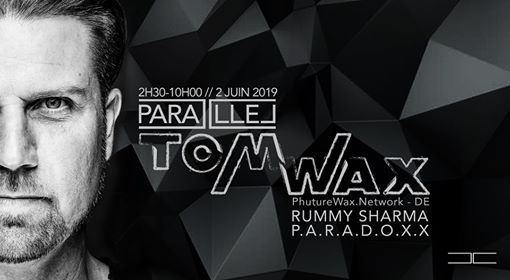 Parallel  Legend feat Tom Wax Rummy Sharma Paradoxx