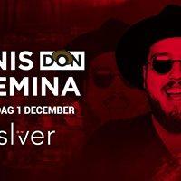 Anis Don Demina Sliver - Fre. 1 dec