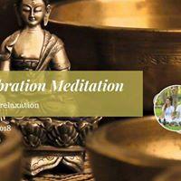 Blue Moon Sound Vibration Meditation